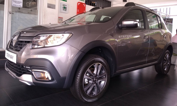 Renault Stepway Intens 1.6 Cvt Ph2