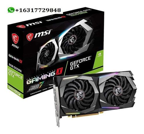 Msi Geforce Gtx 1660 Super Directx 12