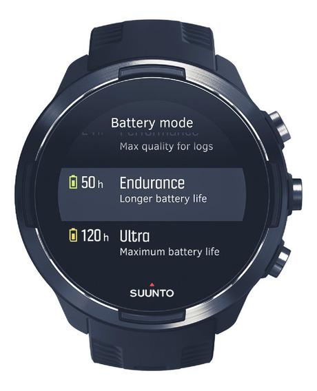 Relogio Smartwatch Suunto 9 Baro Black Wrist Hr (lacrado)