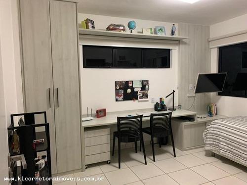 Apartamento Para Venda Em Natal, Tirol, 4 Dormitórios, 4 Suítes, 5 Banheiros, 2 Vagas - Ka 1323_2-1166615