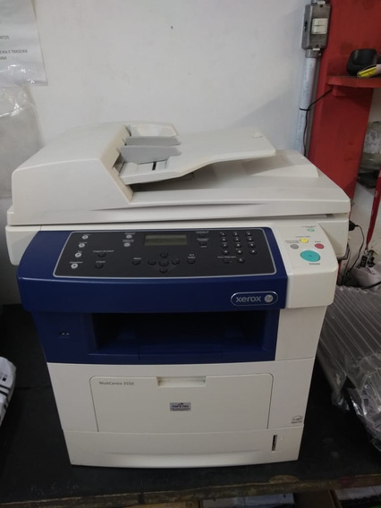 Impressora Multifuncional Xerox Workcentre 3550