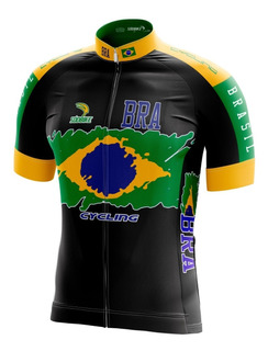 Camisa De Ciclismo Sódbike Brasil - Bike
