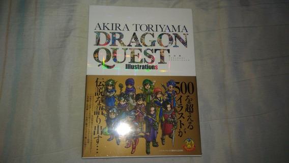Akira Toriyama Dragon Quest Illustrations Lacrado Artbook