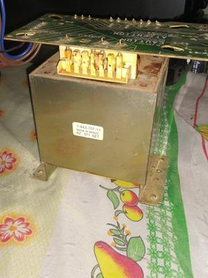 Transformador Sony Gnx 100 , 350w