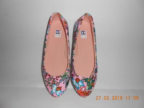 Zapatos De Piso Para Dama Flats En V/modelos,color Y Talla