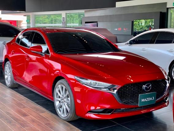 Mazda 3 Grand Touring 2.5l Rojo | 2021