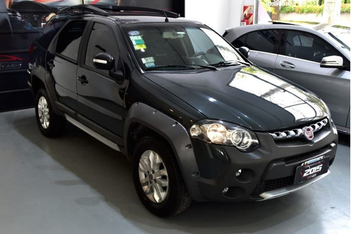 Fiat Palio Weekend Locker 1.6 16v Mt 2015 Gnc 5ta -car Cash