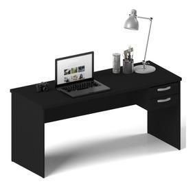 Mesa De Escritório 1.60x60 Com Gaveteiro Netmobil