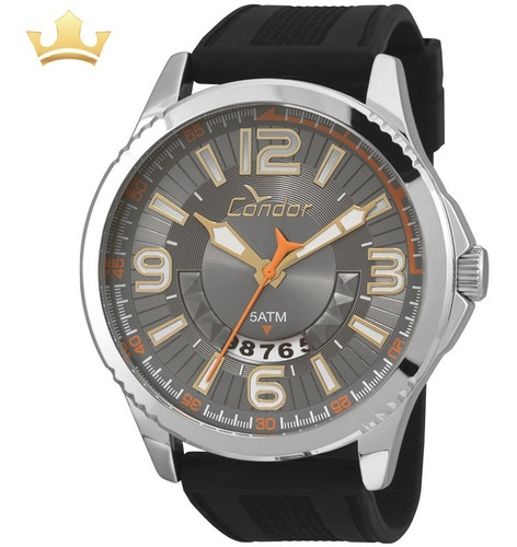 Relógio Condor Masculino Co2115ww/8c C/ Garantia E Nf