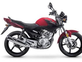 Moto Yamaha Ybr 125 Full Ed 2018