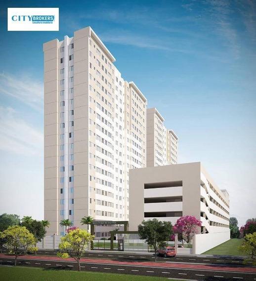 Apartamento Com 1 Dormitório À Venda, 36 M² Por R$ 199.800,00 - Jardim Felicidade (zona Oeste) - São Paulo/sp - Ap0082