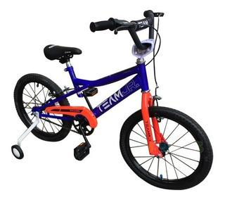 Bicicleta Rod 16 Stark Team Junior Cuotas