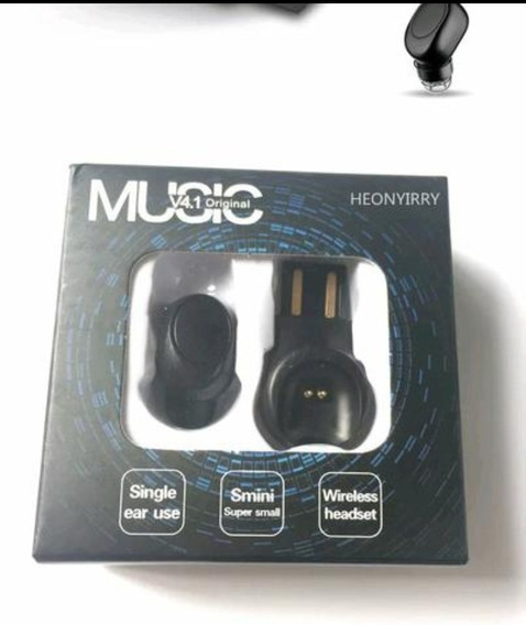 MiniPhone Bluetooth 4.1 Intra-auricular