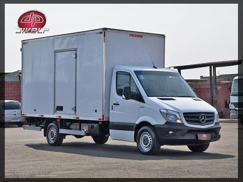 Imagem 1 de 14 de Mercedes-benz Sprinter 2.3 313 Cdi Street Baú