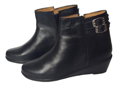 e26e396d Botas Y Botines En Cuero Mujer - Zapatos para Mujer en Mercado Libre ...