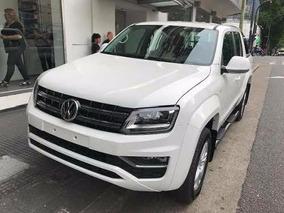 Okm Volkswagen Amarok 4x2 Highline Aut My17 Tasa 0% Alra