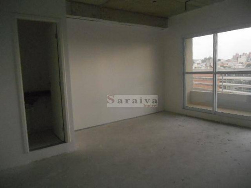 Imagem 1 de 25 de Sala À Venda, 39 M² Por R$ 400.000,00 - Jardim Do Mar - São Bernardo Do Campo/sp - Sa0008