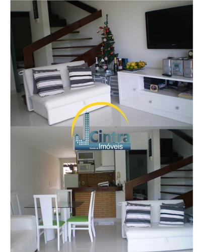 Imagem 1 de 9 de Vendo Apartamento Duplex No Cond. Marina Riverside, 3/4 Com 1 Suíte, R$ 360.000,00, Financia!!! - J1190 - 69519183