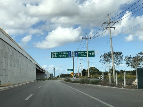 Venta De Terreno Carretera Mérida-tetiz Hunucmá