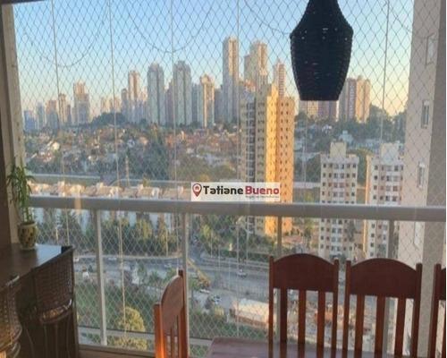 Apartamento Com 3 Dormitórios À Venda, 147 M² Por R$ 1.150.000,00 - Vila Ema - São José Dos Campos/sp - Ap2455