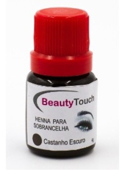 Henna Beauty Touch Perfilado Cejas Brasilera La Original !!!
