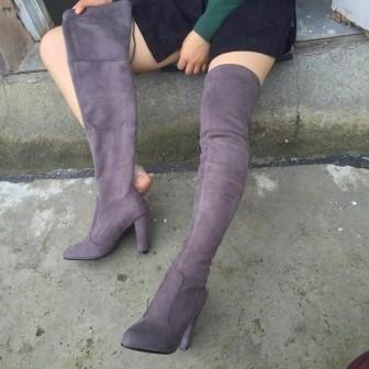 Bota Cano Longo Adulto - Stocklar