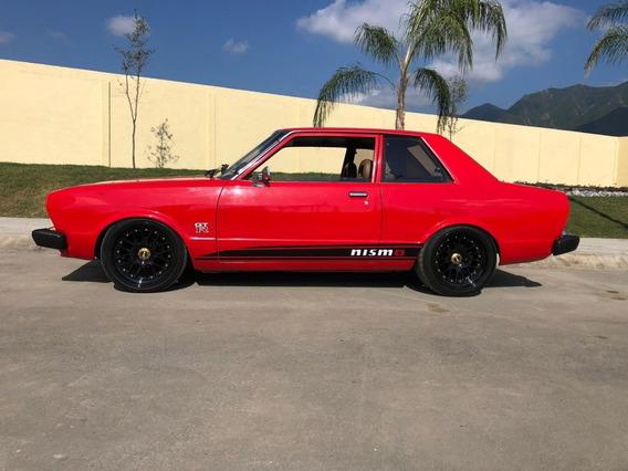 Datsun 1980 Pista Calle 5.7 11 Seg.