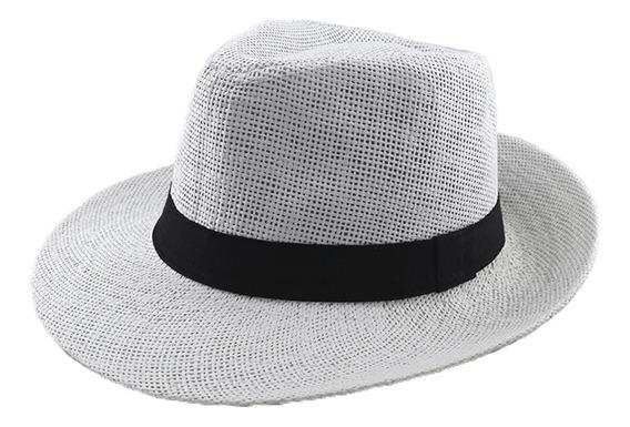 Sombrero Estilo Panamá C/cinta Art: 290023