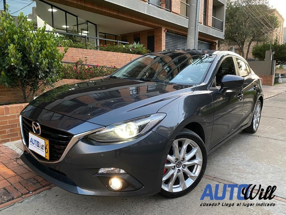 Mazda 3 Grand Touring Tp 2000cc Sun Roof