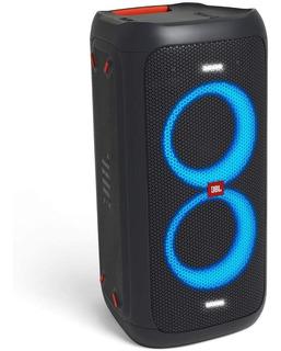 Parlante Jbl Partybox 100 C/batería Garantía Oficial Con Led