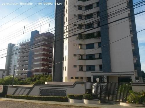 Imagem 1 de 15 de Apartamento Para Venda Em Natal, Lagoa Nova - Albert Sabin, 4 Dormitórios, 3 Suítes, 5 Banheiros, 3 Vagas - Ap0486_2-475396