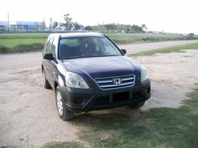 Honda Cr-v 2.4 4x4 Ex-l
