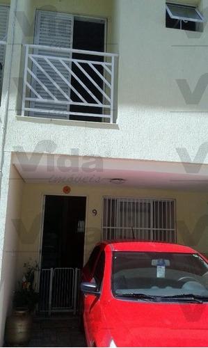 Casa Sobrado À Venda Em Quitaúna  -  Osasco - 29503