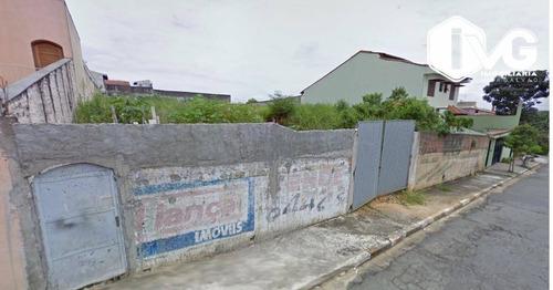 Imagem 1 de 1 de Terreno À Venda, 580 M² Por R$ 890.000,00 - Vila Rosália - Guarulhos/sp - Te0254