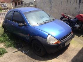 Ford Ka 1.0 98 Pra Vender Logo