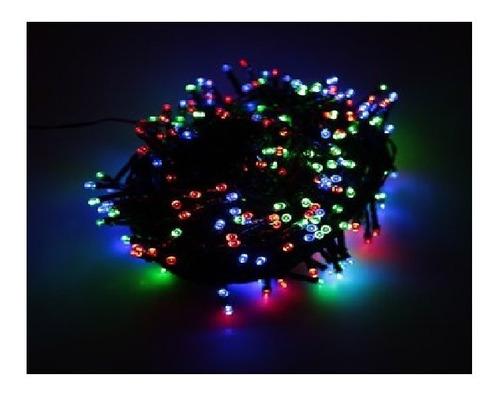 100 Luces Led Navideñas Para Árbol