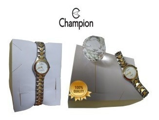 Relógio Champion Feminino A Prova Dágua Barato