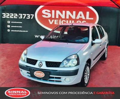 Renault Clio 1.0 Expression 16v Gasolina 4p Manual