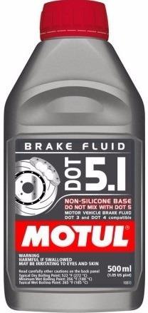 Fluído Freio Motul Dot5.1 Dot 5.1 Brake Fluid