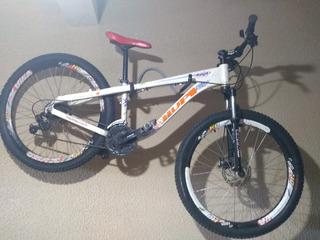 Bicicleta Hupi Naja Downhill Profissional - Promoção