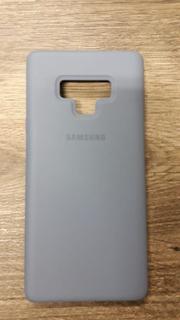 Capa De Silicone Original Samsung Para Galaxy Note 9 Note9