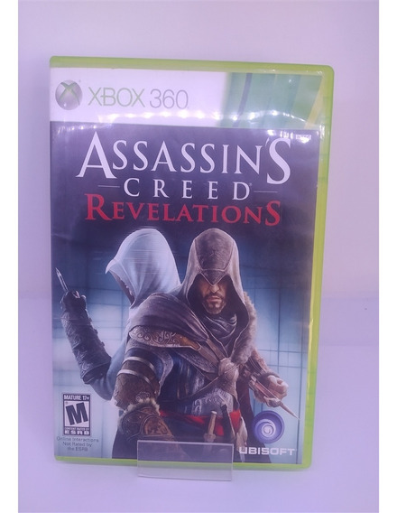 Assassins Creed Revelations (seminovo) - Xbox 360