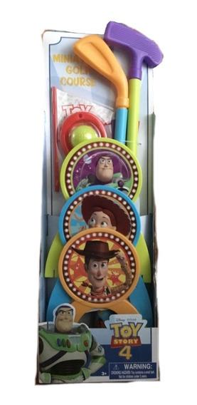 Juego Set De Golf Para Niños Diseño Toy Story 4