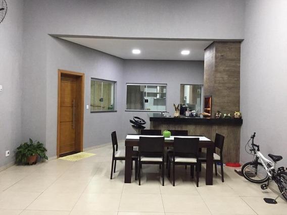 Casa Em Concórdia Iii, Araçatuba/sp De 131m² 2 Quartos À Venda Por R$ 325.000,00 - Ca279053