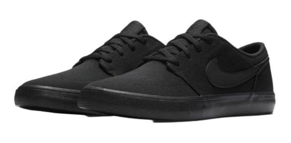 Tênis Nike Sb Portmore Ii Solar Skate Original Nota Fiscal