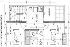 Planos En Autocad 2d, Levantamiento, Computos Metricos