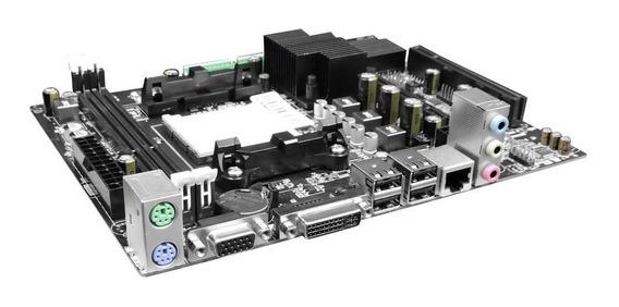 Placa Mae Desk Brazilpc Am3 Bpc-a78d3 (2xddr3/1xvga/1xhdmi/u