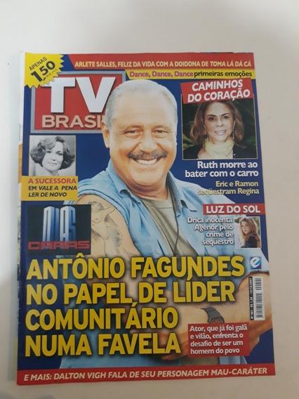Tv Brasil 401 Fagundes Alexandre Barilari Arlete Salles