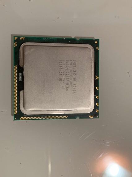 Processador Intel Xeon - Quad Core - E5606 - 2.13ghz/8m