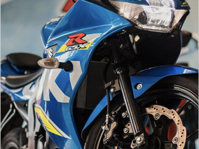 Suzuki Gsx R150, Azul Gp, Demo